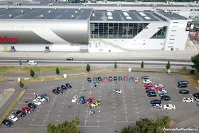 Aerial View of the EE-Meeting