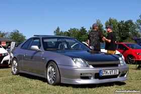 Silver Prelude BB8 at the Hondapower-Meet