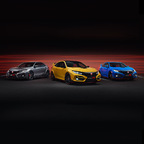 Teaser Honda Civic Type R Lineup