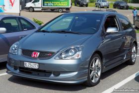 Cosmic Grauer Honda Civic Type R EP3 Facelift